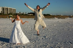 Libbie and Kent's Wedding in Siesta Key, FL, USA