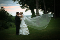 Chandra and Garrett 's Wedding in Keuka Lake, NY, USA
