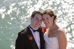 Jonathan & Cheryl's Wedding in Dunedin, Otago, New Zealand