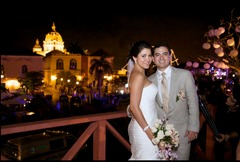Mercy and Luis's Wedding in Cartagena, Bolivar, Colombia