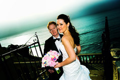 Palos Verdes Wedding In June in Carson, CA, USA