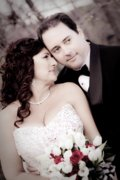 Christina and Douglas's Wedding in Citrus Heights, CA, USA