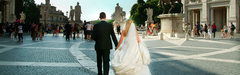 Christa and Warren's Wedding in Rome, Lazio, IT