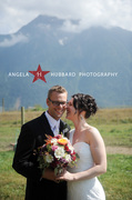 Agassiz Wedding In August in Harrison Hot Springs, BC, Canada