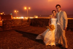 Cartagena Wedding In February in San Diego, Bolivar, Columbia