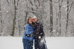 Candace and John in Carol Stream, IL, USA
