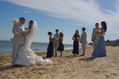Nicole and Todd's Wedding in Vineyard Haven, MA, USA