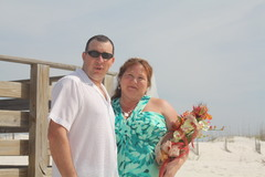 Karen and Wayne's Wedding in Gulf Shores, AL, USA