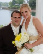 Kristen and Dustin's Wedding in Ogunquit, ME, USA