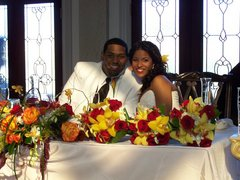 Priscilla  and Rodney's Wedding in Mineola, NY, USA