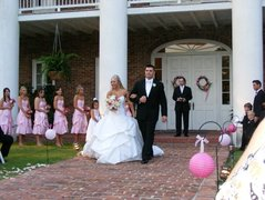 Jonathan  and Jessica's Wedding in 1760 George O'Neil Road Baton Rouge LA