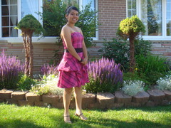 Ingrid Renée's Quinceañera in Thornhill, ON, Canada