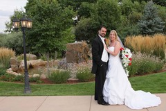 Thornton Wedding In September in Northglenn, CO, US