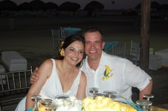 Clara and John's Wedding in Cartagena, Bolivar, Colombia