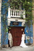Alejandro and Lauren's Wedding in Cartagena, Bolivar, Colombia