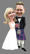 Grant and Suzanne`s Wedding in Uddingston, Lanarkshire, UK