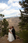 Sara and Matthew's Wedding in Brookvale, CO, USA