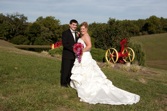 Shelly and Brett's Wedding in Mount Airy, MD, USA