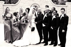 Selena and AJ 's Wedding in Druid Hills, GA, USA