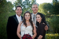 Adrian and Donnie's Wedding in Angwin, CA, USA