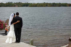 Kerry and Isaac's Wedding in Minocqua, WI, USA
