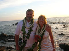 Darla and Rick's Wedding in Kihei, HI, 96753