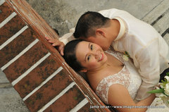 Cubao Wedding In July in Tandang Sora, Quezon City, Philippines