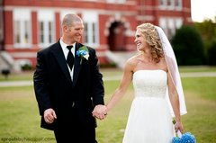 Our Wedding in Auburn, AL, USA