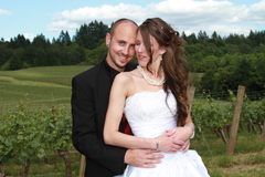 Jenna and Bobby's Wedding in Newberg, OR, USA