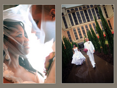 Arnecia and Brandon's Wedding in Huntsville, AL, USA