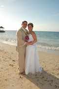 Rosemary and James's Wedding in Ocho Rios, Jamaica
