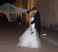 Diana and Aaron 's Wedding in Cartagena, Bolivar, Colombia