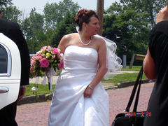 Our Wedding in Norton, Ohio, USA