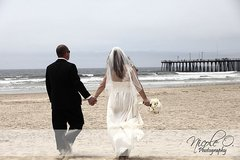 Athene and Jon's Wedding in Pismo Beach, CA, USA