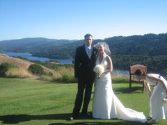 Evelyn and Sheamus's Wedding in Montara, CA, USA