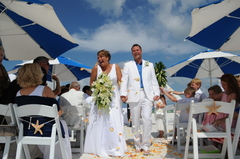 Our Wedding in Fort de Soto, FL, USA