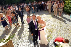 Suzanne and Stefano's Wedding in Rome, Lazio, IT