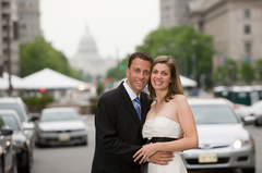 Anne and Ziv's Wedding in Georgetown, DC, USA