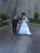 Kilkea Kildare Ireland Wedding In December
