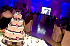 Clearwater Rec Center Wedding In October