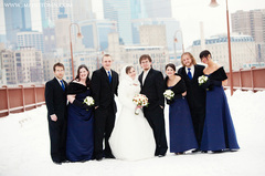 Our Wedding in Hennepin, MN