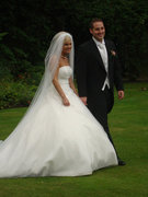 Victoria and Longden's Wedding in Mere, UK