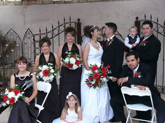 Missy  and Joey's Wedding