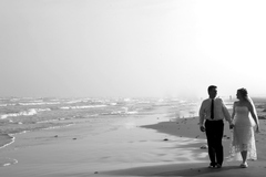 Janetta and Robert's Wedding in Port Aransas, TX, USA