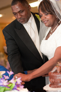 Cassandra and Michael's Wedding in Fort McPherson, GA, USA