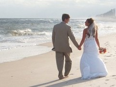 Our Wedding in Perdido Key, FL 32507, USA