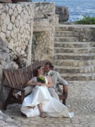 Tara and Christopher's Wedding in Negril, Jamaica
