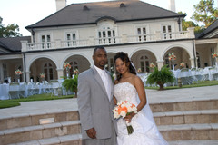 Tiffany  and L'Kardos's Wedding in Conyers, GA