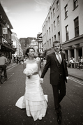 Jacqueline and Piotr's Wedding in Brentford, Greater London, UK