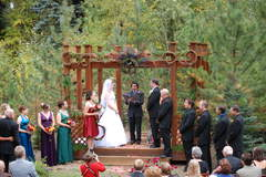 Laine and Glenn's Wedding in Estes Park, CO, USA